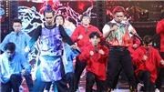 'Rap Việt': Binz và Wowy tranh cãi quyết liệt về truyền thuyết 'Sơn Tinh - Thuỷ Tinh'