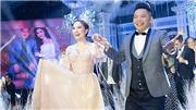 Quang Vinh dìu Bảo Thy catwalk tưng bừng trong tiệc cưới, chú rể cũng hào hứng tham gia