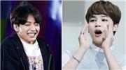 Được bầu là người đẹp trai nhất BTS, Jungkook vẫn tranh thủ trêu Jimin