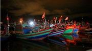 CẬP NHẬT: Bão số 3 sắp đổ bộ, Đảo Bạch Long Vỹ đã có gió lớn, Thanh Hóa cho thuyền lên phố