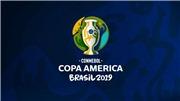 Kết quả bóng đá Copa America 2019. Bảng xếp hạng Copa America 2019