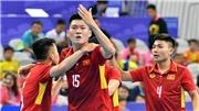 Lịch trực tiếp bóng đá futsal Đông Nam Á hôm nay: Indonesia vs Việt Nam, Timor-Leste vs Thái Lan