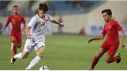 VIDEO: Xem Hoàng Đức xoay compa đẳng cấp trong vòng cấm của U23 Indonesia