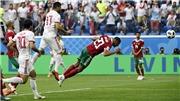Video clip highlights bàn thắng trận Morocco 0-1 Iran: Phút bù giờ nghiệt ngã