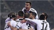 Video clip bàn thắng Torino 0-1 Juventus: Cristiano Ronaldo lại ghi bàn