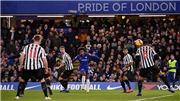 Video Chelsea 2-1 Newcastle: Willian sắm vai người hùng của Sarri