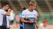 Keisuke Honda trở lại dẫn dắt U23 Campuchia, có thêm 2 trợ lý là cựu HLV Milan