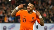 Hà Lan 4-0 Belarus: Memphis Depay tỏa sáng, Hà Lan ra quân đầyấn tượng