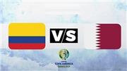 Xem TRỰC TIẾP bóng đá Colombia vs Qatar (04h30, 20/6) ở đâu?