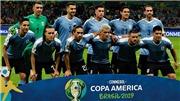 Copa America 2019: Link xem TRỰC TIẾP bóng đá Uruguay vs Nhật Bản (06h00, 21/6)