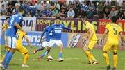 Xem bóng đá trực tiếp: SLNA đấu với Quảng Ninh. VTV5, VTV6 trực tiếp V League 2019