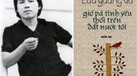 Trao giải Thành tựu về thơ cho Lưu Quang Vũ