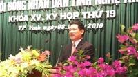 Ông Hồ Đức Phớc giữ chức Chủ tịch UBND tỉnh Nghệ An