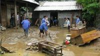 Mưa lũ càn quét gây thiệt hại nặng ở tỉnh Lào Cai