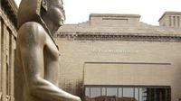 """Một bức tượng Pharaoh Ai Cập """"định cư"""" 10 năm ở New York"""