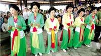Vinh danh hát Xoan Phú Thọ