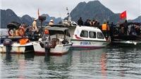 Quảng Ninh nỗ lực khắc phục hậu quả, giảm thiệt hại vụ tai nạn trên Vịnh Hạ Long