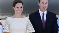 Giới giải trí rộn ràng hay tin công nương Kate Middleton mang thai