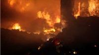 Cháy xưởng may, 14 người Trung Quốc thiệt mạng