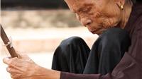 Nghệ nhân Hà Thị Cầu: Năm canh vò võ những là thở than