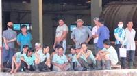 TP HCM: 3 công nhân chết thảm tại hồ chứa nước thải