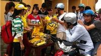 Trước trận SLNA - Ninh Bình: Phe vé lộng hành, giá tăng chóng mặt