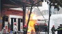 Chủ tịch UBND TP.Hà Nội biểu dương lực lượng tham gia chữa cháy Trạm xăng số 9