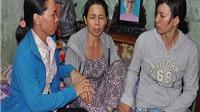 Quặn lòng tang lễ nữ sinh viên bị nước cuốn trôi