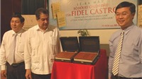 Ra mắt hồi ký chiến đấu của Fidel Castro Ruz