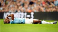 Man City khủng hoảng trung vệ trước derby: Bức tường xanh sụp đổ