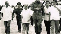 Nhớ chuyến đi vào đất lửa Quảng Trị của Fidel Castro năm 1973