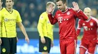 Bayern nhấn chìm Dortmund: Vì Bayern có Guardiola và Goetze