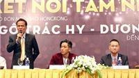 Ngô Trác Hy và Dương Di tới Việt Nam: Gợi nhớ thời hoàng kim của phim TVB