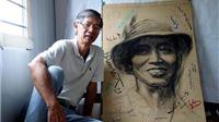 Những bức vẽ thời chiến là bảo vật quốc gia