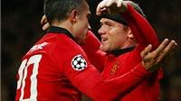 Đêm nay, Rooney và Van Persie sẽ trở lại, Mata chưa chắc đá trận ra mắt