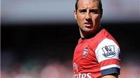 Santi Cazorla sẽ tiếp bước Freddie Ljungberg để đưa Arsenal đến chức vô địch?