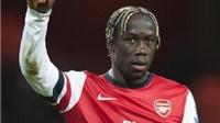Lòng trung thành của Sagna xứng đáng được Arsenal đối xử 'đặc biệt'