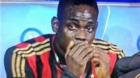 Mario Balotelli: Đằng sau nước mắt
