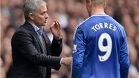 Torres tiết lộ: Mourinho không đẩy tôi khỏi Chelsea