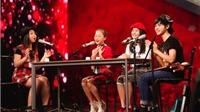 Thành Lộc cứu 4 chị em hát 'Lý kéo chài' vào thẳng bán kết