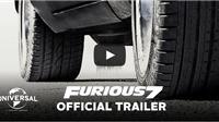 Vin Diesel gọi Paul Walker là 'thiên thần' trong lễ ra mắt trailer 'Fast & Furious 7'