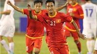 Minh Tuấn tỏa sáng, tuyển Việt Nam thắng sinh viên Hàn Quốc 3-0