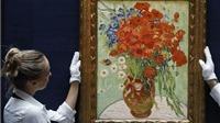 Tranh tĩnh vật của Van Gogh đạt giá 'khủng'