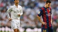 CẬP NHẬT tin tối 7/11: Messi tiếp tục vượt mặt Ronaldo. Wenger: 'Cầu thủ của tôi đã sốc vì trận hòa Anderlecht'