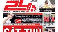 Báo Thể thao 24h ra mắt bộ mới: Thay đổi để đáp ứng nhu cầu độc giả