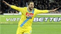 Fiorentina - Napoli: Gonzalo Higuain - Khi các bàn thắng là liều thuốc yêu thương