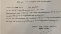 Nhạc Việt tranh chấp ở Đài Loan