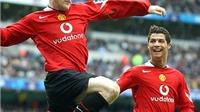 Rio Ferdinand: 'Lúc mới đến Man United Rooney còn giỏi hơn Ronaldo'
