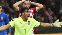 Italy 1-1 Croatia: Buffon mắc sai lầm, đội quân của Conte mất điểm