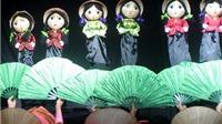 Rối cạn Việt Nam lần đầu đoạt giải cao quốc tế